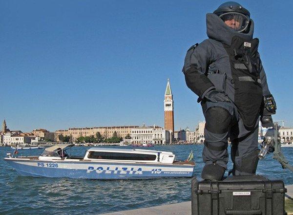 Uso policial y seguridad
